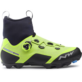 Northwave Celsius XC Arctic GTX MTB Shoes Men, reflective/yellow fluo